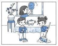 2020年部编版小学一年级语文上册第八单元提优测试卷及答案