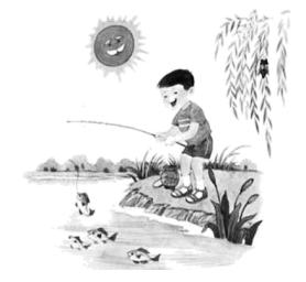 2021年部编版小学二年级语文上册《看图写话》专项测试题及范文
