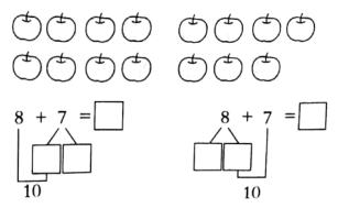 2021年苏教版小学一年级数学上册期末综合质量检测试卷及答案