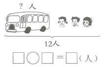 2021年人教版小学一年级数学下册《第二单元》测试试卷及答案