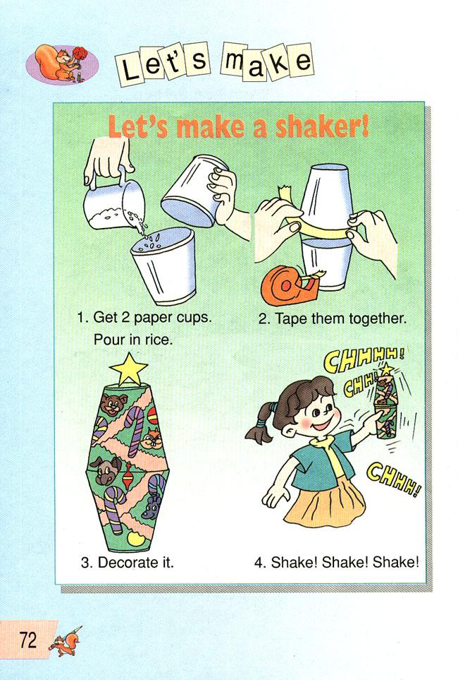 三年级上册英语Recycle2