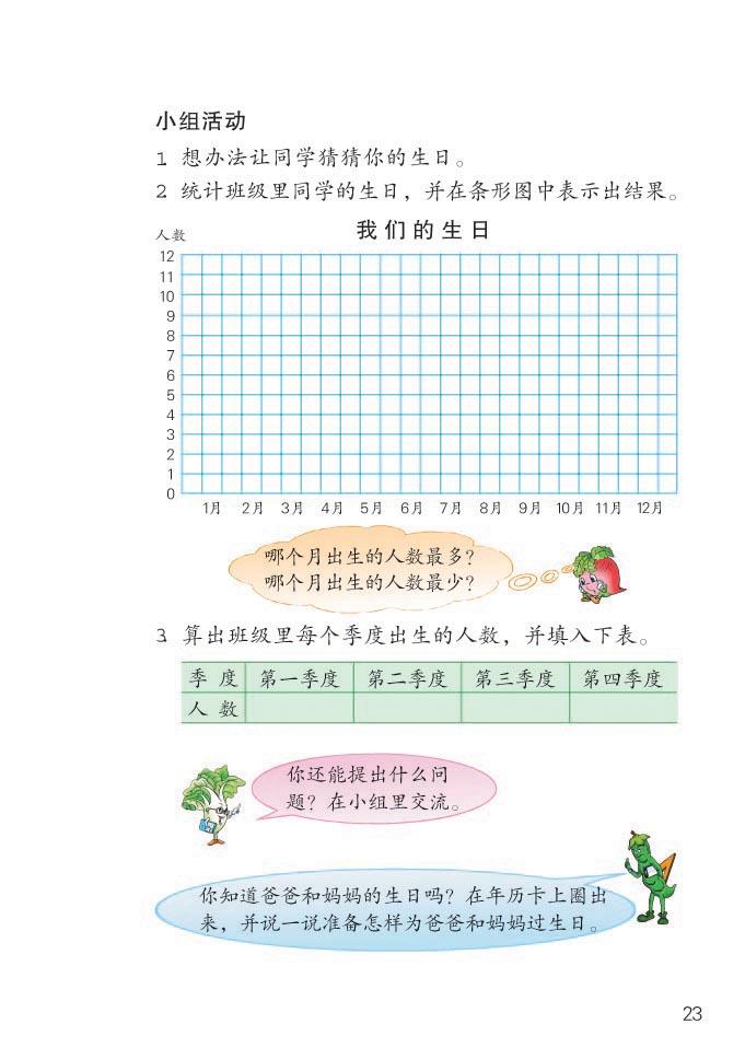 小学三年级数学下册年月日想想做做2图片